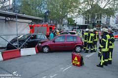 Verkehrsunfall Platz der Deutschen Einheit 06.05.13