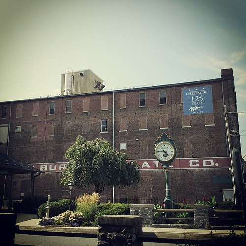 Wilbur Chocolate factory, Lititz, Pa