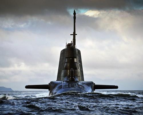 HMS Ambush by Defence Images