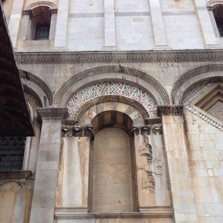 Cattedrale di Pisa, dettaglio