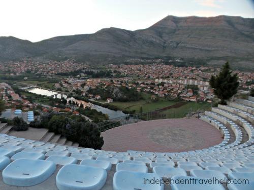 Panoramic view of Trebinje