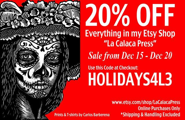 etsy shop 20% off