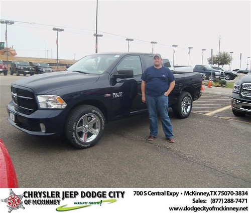Happy Birthday to Nicholas Drew from Bobby Crosby  and everyone at Dodge City of McKinney! #BDay by Dodge City McKinney Texas