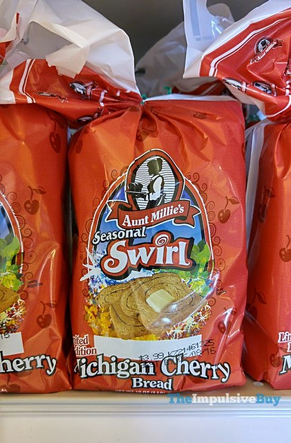 Aunt Millie's Limited Edition Seasonal Swirl Michigan Cherry Bread
