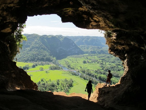 summer travel plans, Cueva Ventana