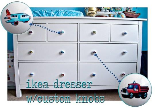 knob details
