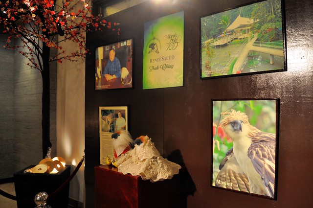 Manila Hotel Philippine Eagle Week 2013 Exhibit