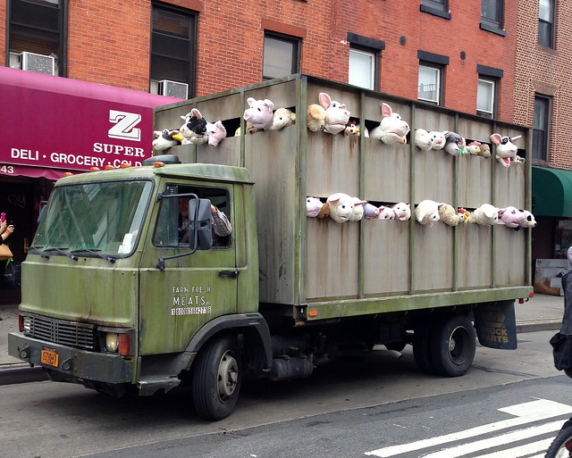 Banksy in Brooklyn