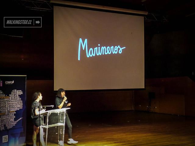Constansza Espina y Soledad Puentes - Marineros - Música