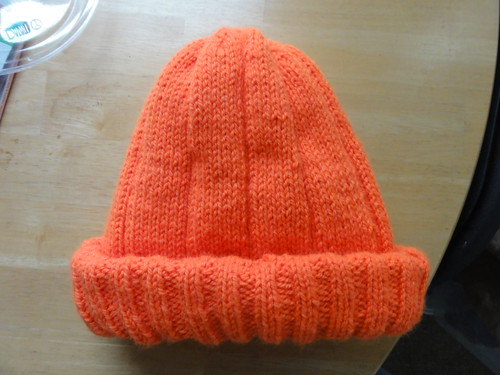 Honeycomb cable reversible hat