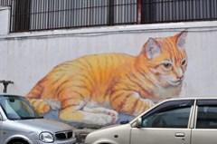 Georgetown street art- painted 16