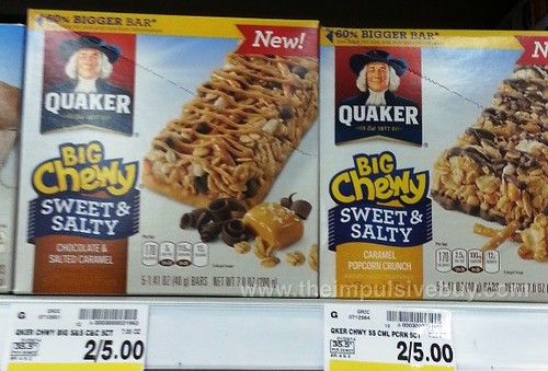 Quaker Sweet and Salty