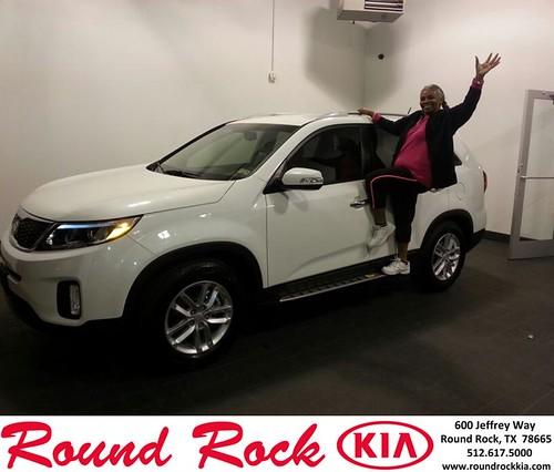 Round Rock KIA Customer Reviews and Testimonials-Janice Anderson by RoundRockKia
