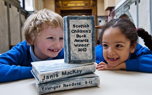 Scottish Book Trust Awards..