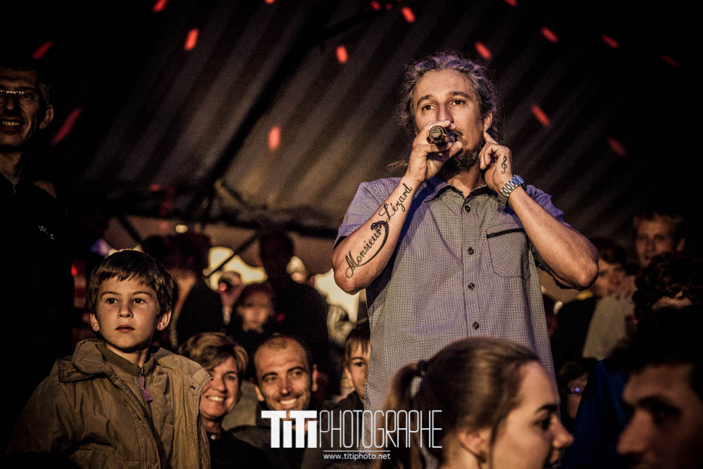Monsieur Lézard-Les Adrets-2016-Sylvain SABARD