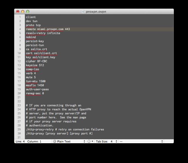 Uncomment Remote Server
