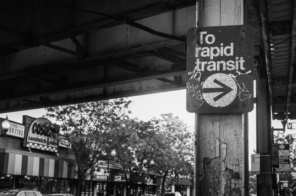 To Rapid Transit