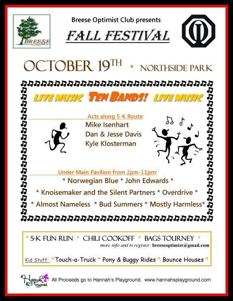 Breese Fall Festival 10-19-13
