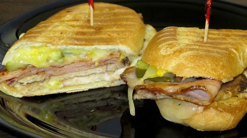Cuban sandwich by Coyoty