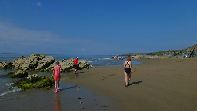 Porth Towyn Beach, Lleyn Peninsula