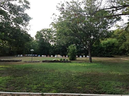 Backyard divides 2013