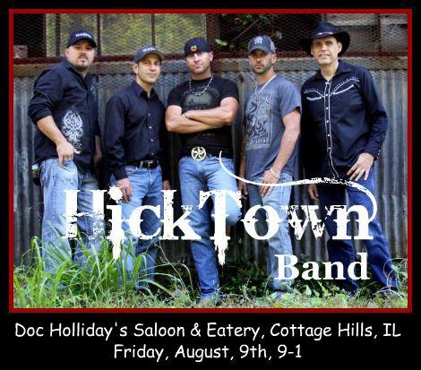 Hicktown 8-9-13