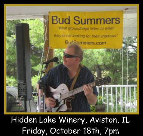 Bud Summers 10-18-13
