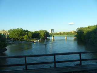 Crossing the Assiniboine