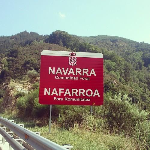 Navarra pel Bidasoa by Marc Lecha