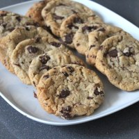 American chocolate chip cookies, an introduction of sorts