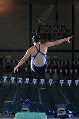 """Diving 5"" US Air Force photo by Liz Copan"
