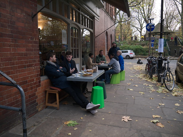Hoton, Shoreditch and Brick Lane