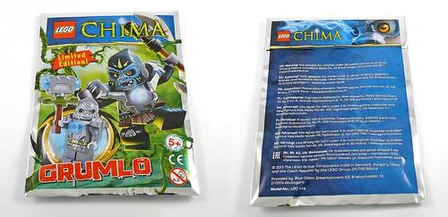 LEGO Legends of Chima Oficjalny Magazyn 2014-01 03
