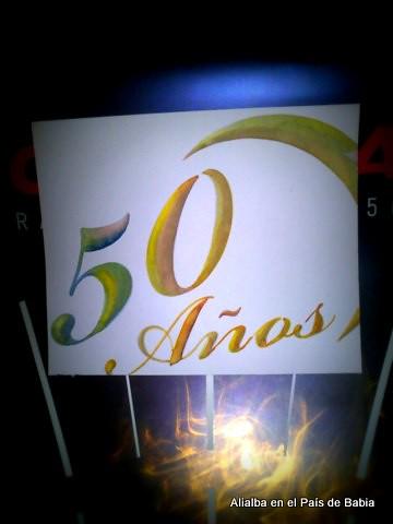 50 años by alialba