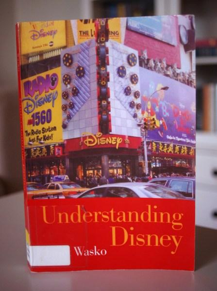 Understanding Disney cover