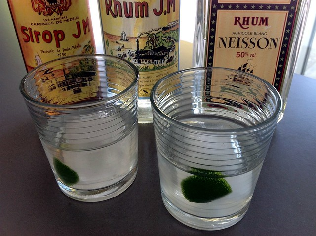 Ti' Punch time: JM and Neisson