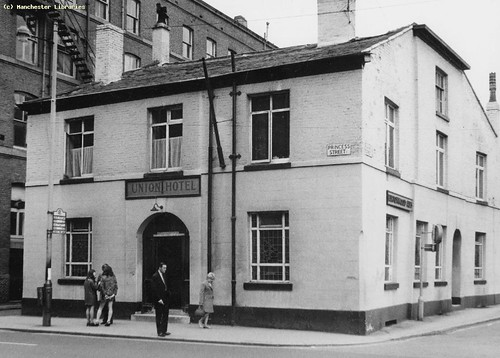 Union Hotel, Canal St, 1970
