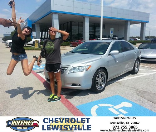 DeliveryMaxx Congratulates Bert Aguayo and Huffines Chevrolet Lewisville on excellent social media engagement! by DeliveryMaxx