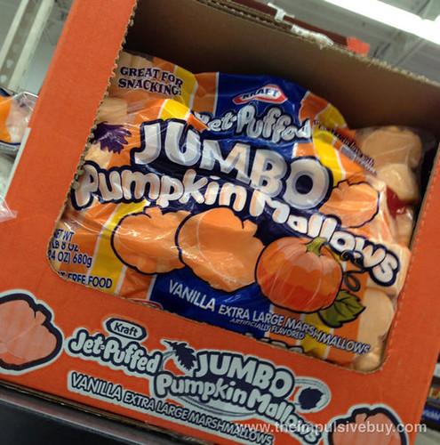 Kraft Jet-Puffed Jumbo PumpkinMallows