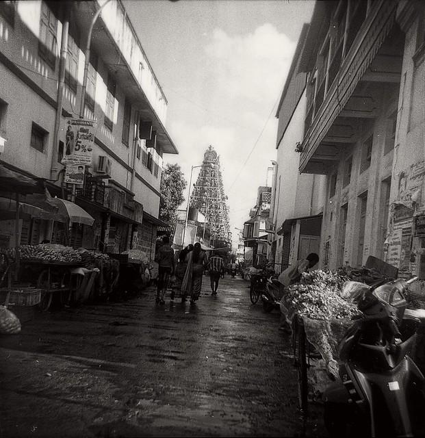 Streets of Mylapore