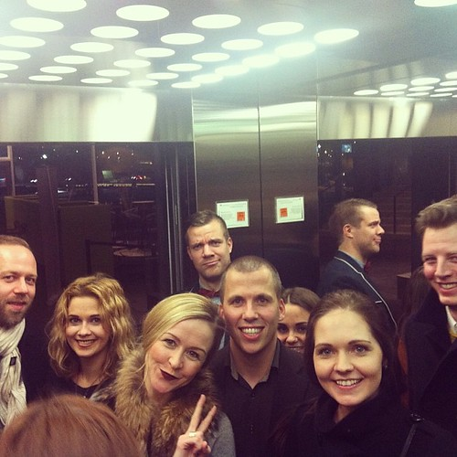 Elevator paaaarteyy