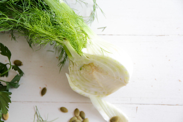 fennel heart