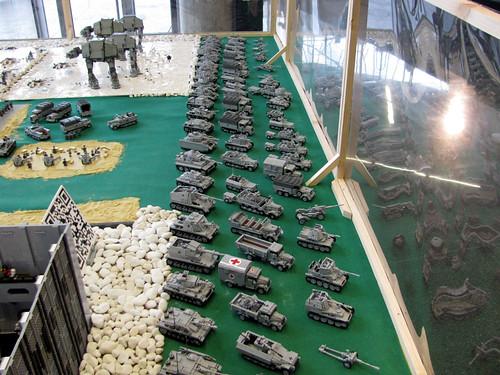 Panzerbricks en el Palacio Euskalduna