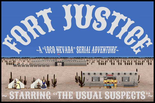 Fort Justice Banner