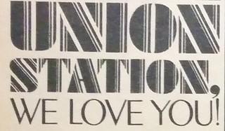 Union Station title