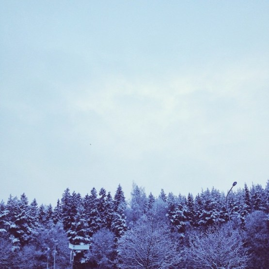 Why is winter so pretty?