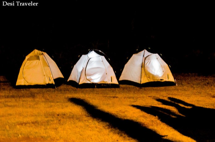 Tents for Trekking In Himalayas