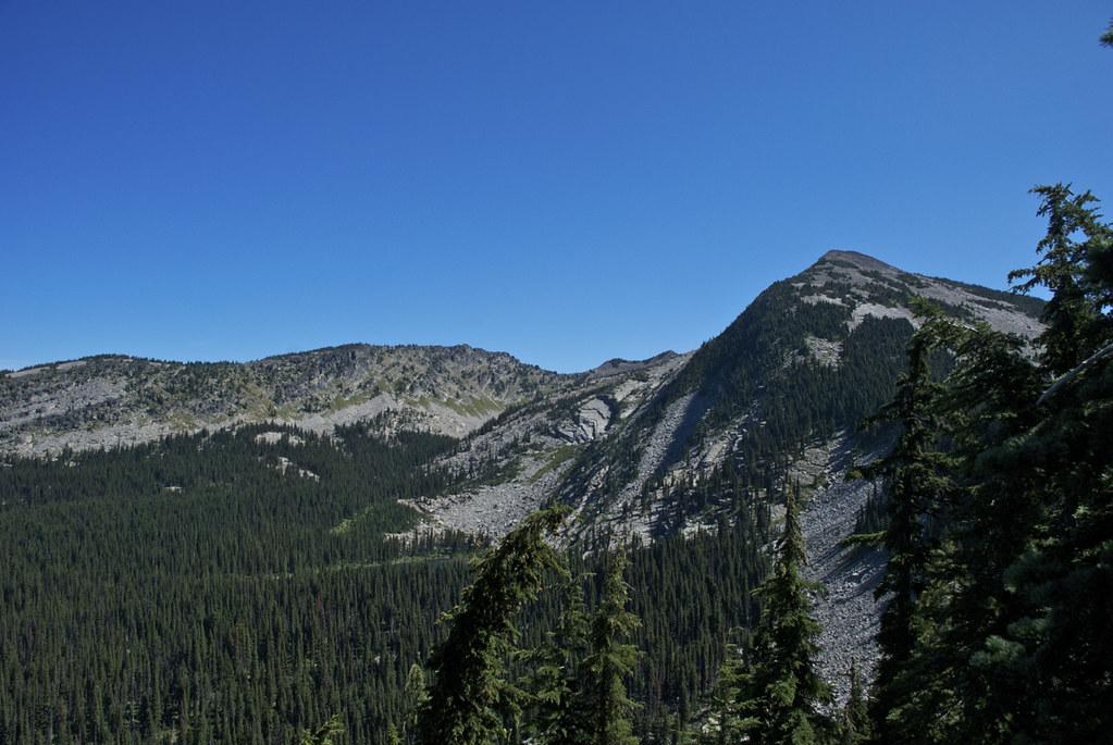 Engle Lake basin
