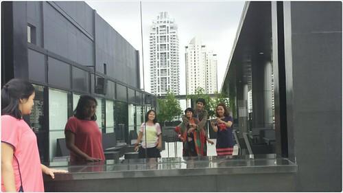 Roofdeck at Seda Hotel BGC
