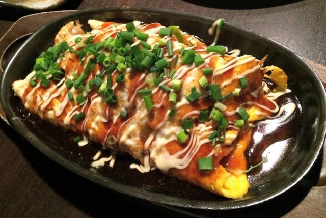 関西風 豚平焼き